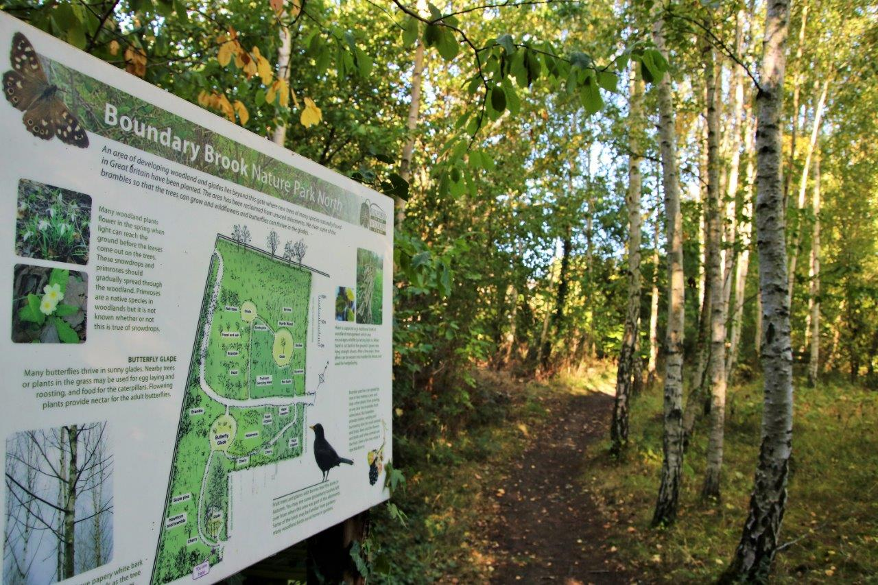 In 2013, an additional 2 acres of park are acquired and planted with 50 oak trees, 50 beech trees and 50 small leaf lime trees